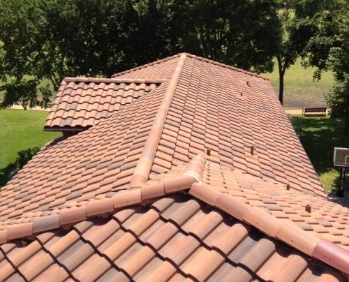 Texas Tile Roofing Dallas And Fort Worth S Tile Roof
